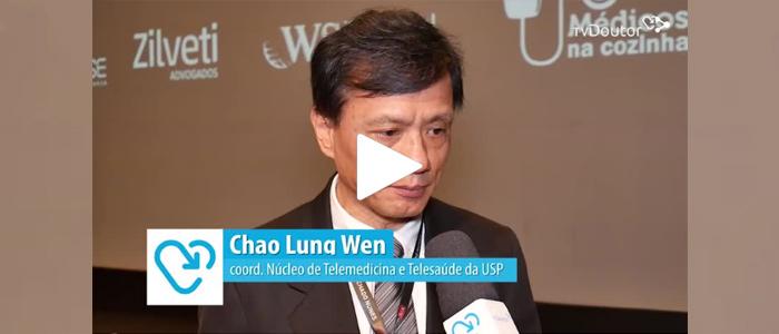 Prof. Chao Lung Wen fala sobre a Telemedicina e a Educação Médica